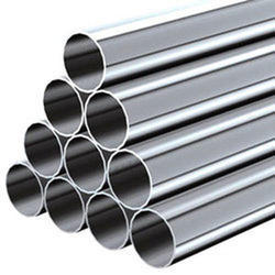 Jindal / Rimjhim Ss Finish SS Steel Tubes, Material Grade: Ss201/202/301/304, For Industrial