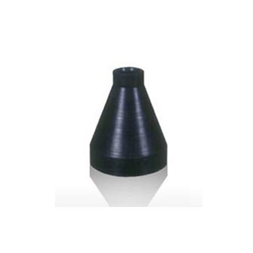 Types Of Cone Shapes: Black Cone Shaped HDPE Pipe Reducer, Packaging Type: Box
