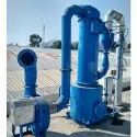 Industrial Fume Extraction Wet Scrubber System