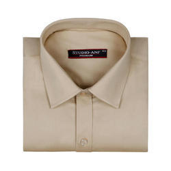 Premium Brown Formal Shirt