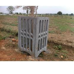 Precast Concrete Tree Guard Seating
