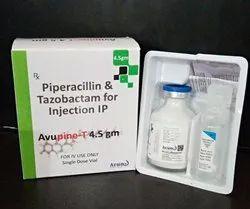 Peperacillin & Tazobactum 4.5 Mg Inj