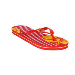 Rubber Ladies Casual Chappal