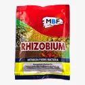 Mbf Rhizobium Organic Bio Fertilizer, Pack Type: Packet, For Agriculture