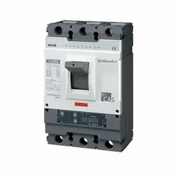 DC Application Moulded Case Circuit Breaker
