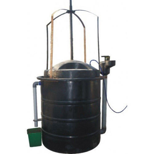 Prächtig Mini Biogas Plant For Home, Rs 20000 /set, Bhoomi Dairy & Agro #MB_11