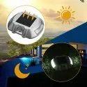 Refurbished 6 LED Solar Road Stud Reflectors For Home