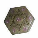 Soapstone Decorative Box