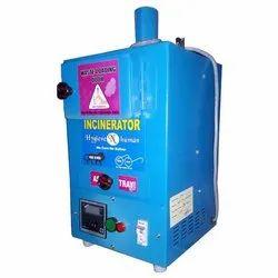 Sanitary Pad Incinerator Machine