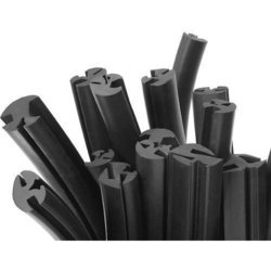 Extruded Rubber Extrusions