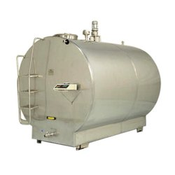 Milk Pasteurization Cooling Tank