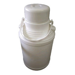 White Five Lt Plastic Thermos