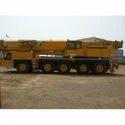 150 Ton Mobile Crane Rental Service