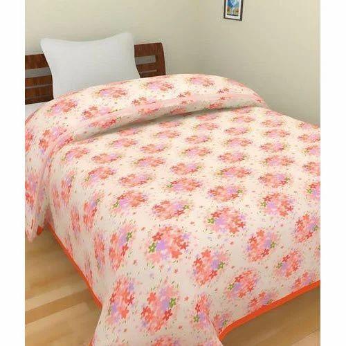 Printed Craftola Cotton Dohar Bedding Set