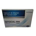 Vitamin D3 Tablet, 10 X 10