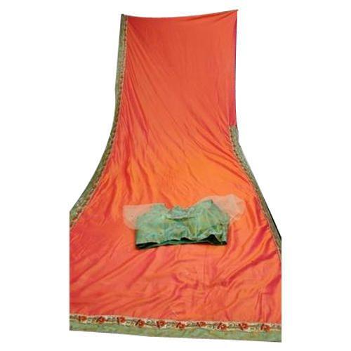 e4b18afe07 Silk Designer Saree, Length: 5.5 M, Rs 1350 /piece, Vee Pushp ...