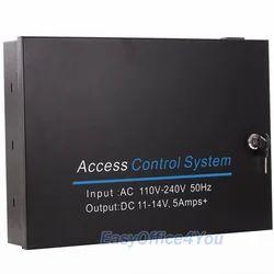Multi-Door Access Control System