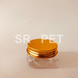 50 gm Square Jar