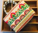 Sg Craftbazar Pvt. Ltd. Wedding Wear Embroidered Designer Zipper Bags