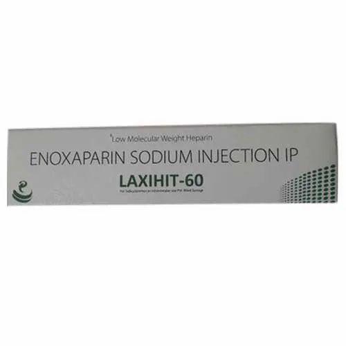 Laxihit-60 Enoxaparin Sodium Injection