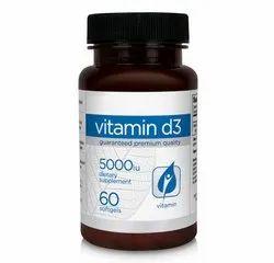 Vitamin D3 Capsule