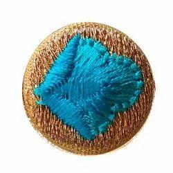 Embroidered Kurti Button