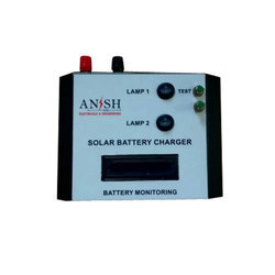 Anish Solar Battery Charger
