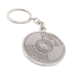 Calendar 50 Year Key ring