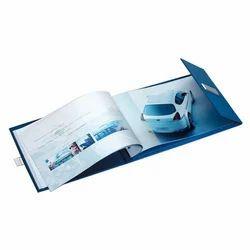 Brochure Printing Service in Pan India