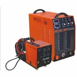 Single Phase Mild Steel Welding Machine, For Commercial
