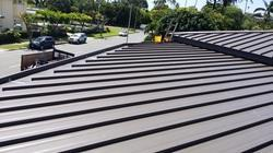 Standing Seam Metal Roof Systems