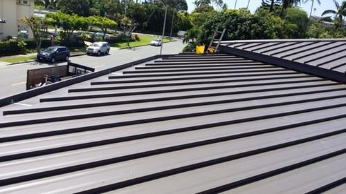 Steel Stainless Steel Standing Seam Metal Roof Systems