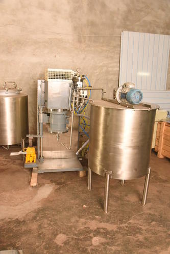 Vertical Bead Mill