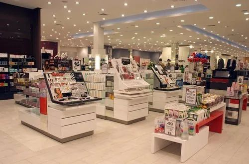Departmental Store Designers, Number Of Projects Completed: 400