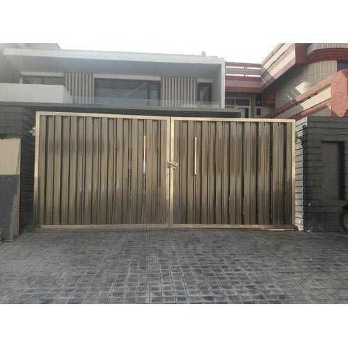 Stainless Steel Gate, SS Gate - Avtar Fabrication Works, Mohali - ID: 14630754597 Stainless Steel Gate - 웹