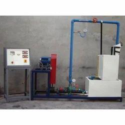 Multistage Centrifugal Pump Test Rig