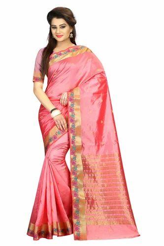 51d06964233 Pure Silk Festive Wear Kanchipuram Silk Saree