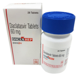 Daclatasvir Tablets 60 mg