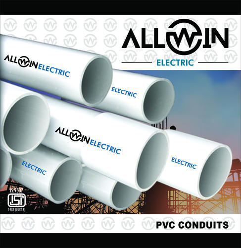 Allwin Electric - 20mm PVC Conduit Pipes