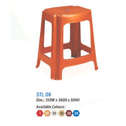 Strange Nilkamal Stl 10 Plastic Stool For Home Rs 350 Piece Shri Cjindustries Chair Design For Home Cjindustriesco