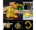 LEDs Lemon Shaped String Light
