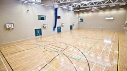 Basketball Court Flooring Services
