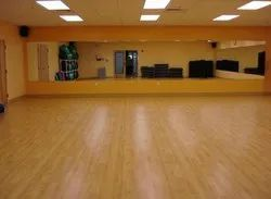 Aerobic Flooring for  Aerobic Hall and Dance Floor