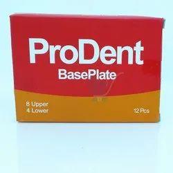 Prodent Base Plate for Hospital