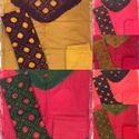 Unstitched Cotton Dress Material