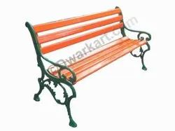 Roman Antique Cast Iron Garden Bench