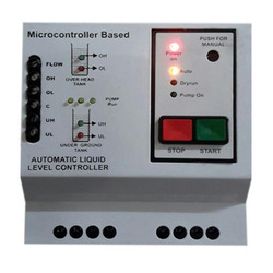 Automatic Water Level Controller - Automatic Water Level
