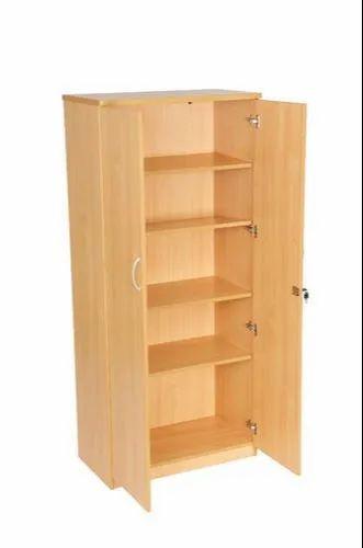 Wooden File Storage