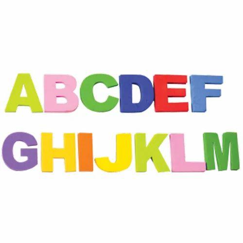 Magnetic Alphabet (Capital) - Pre-Primary Kit