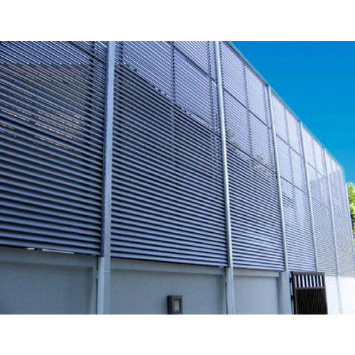 Sun Louvres System Manufacturer From New Delhi